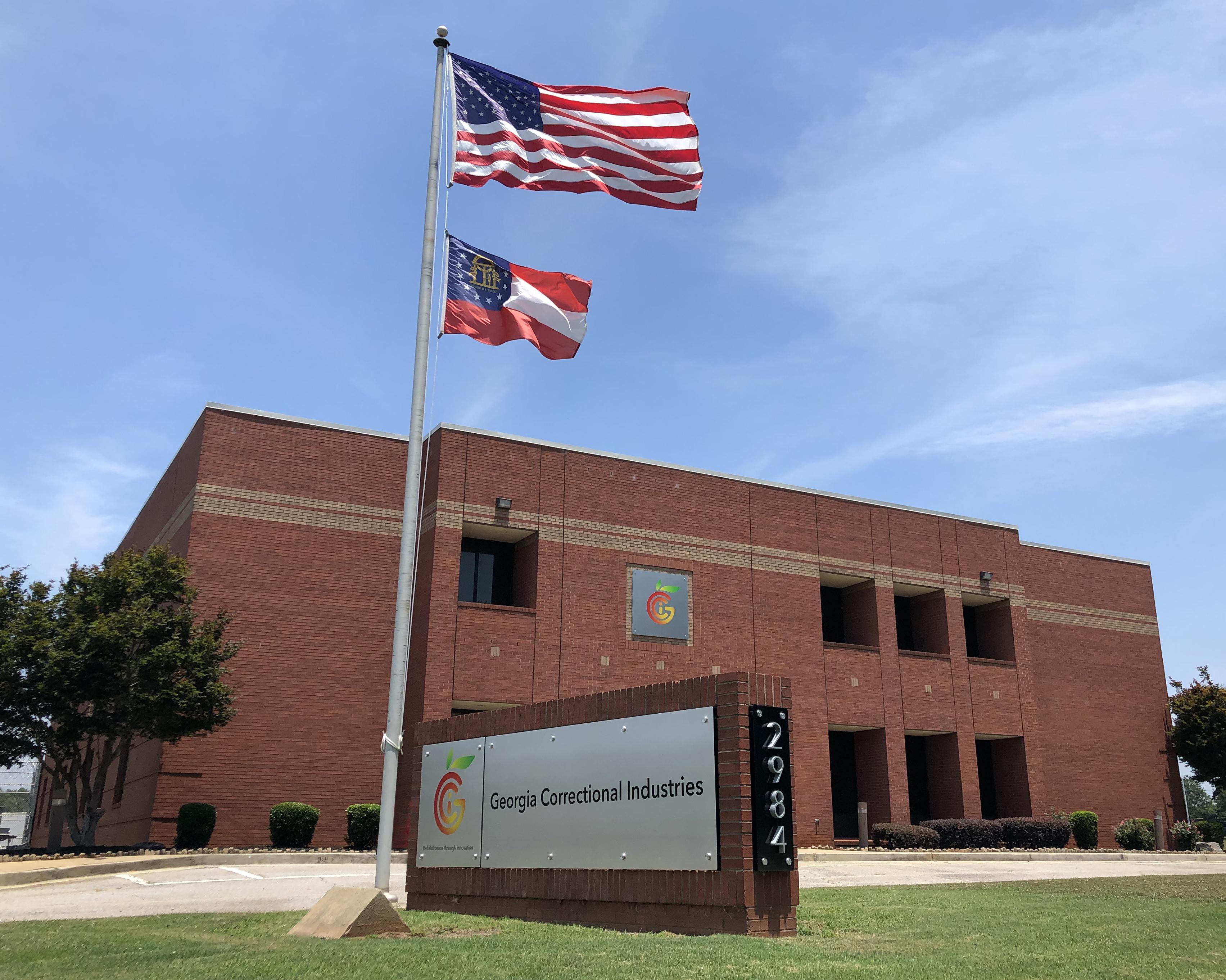 Georgia Correctional Industries Headquarters