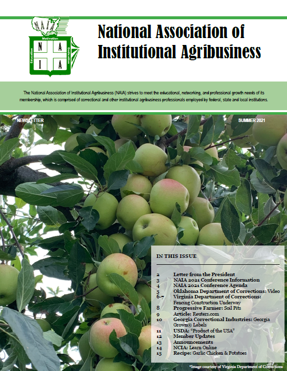 National Association of Institutional Agribusiness